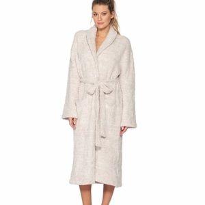 Barefoot Dreams White Robe Size 2